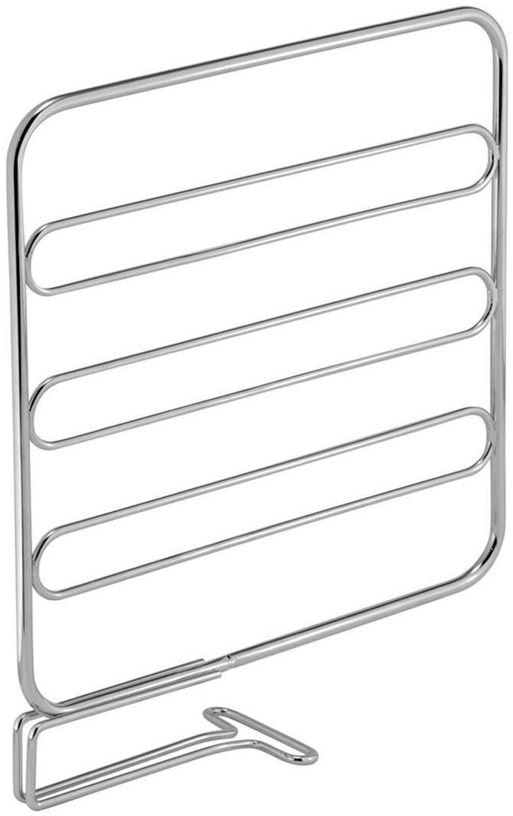 Organizadores de cajones Classico, 2 uds., Acero, Metálico, An 21 x Al 23 cm