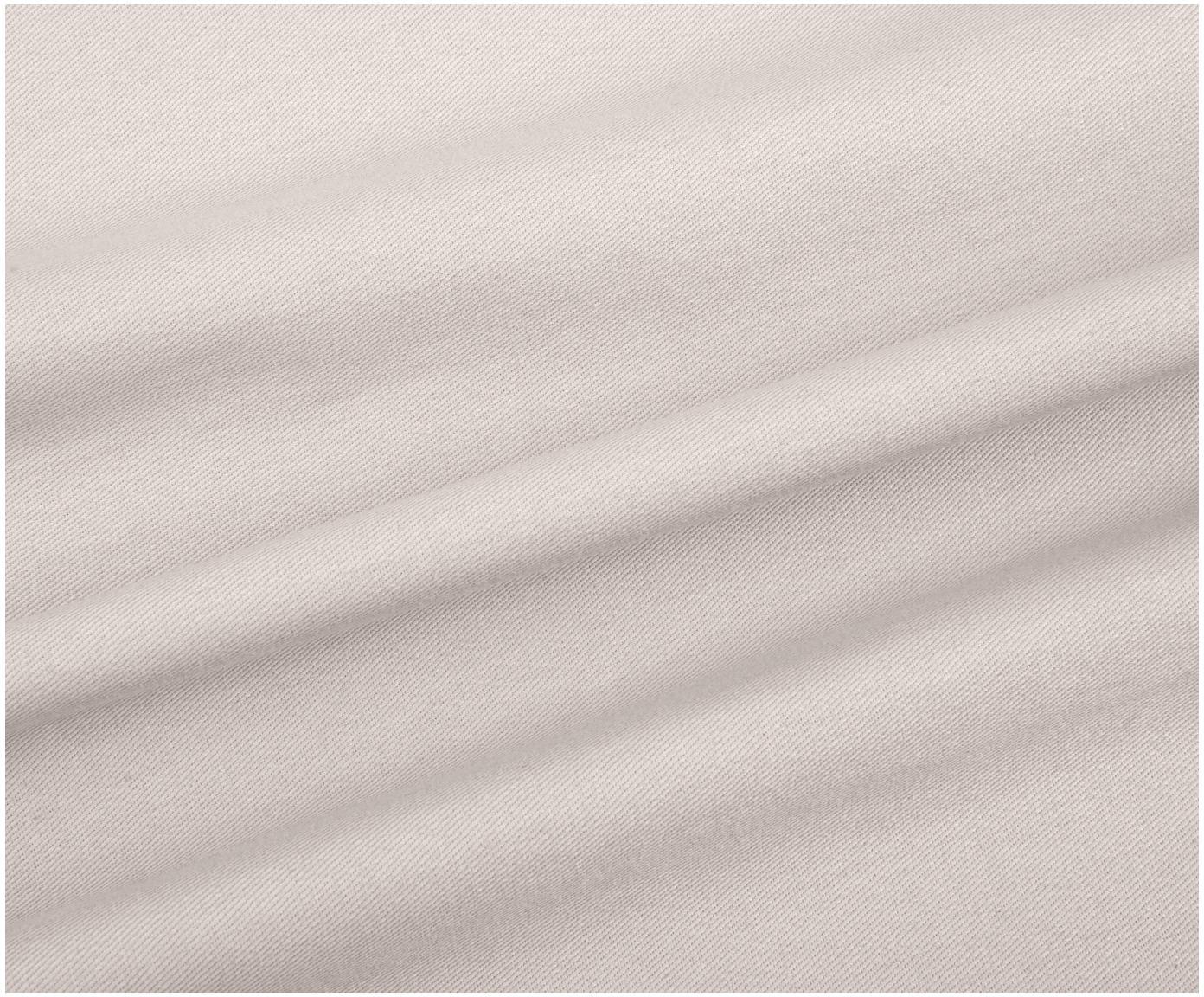 Kussenhoes Mads, 100% katoen, Beige, 40 x 40 cm
