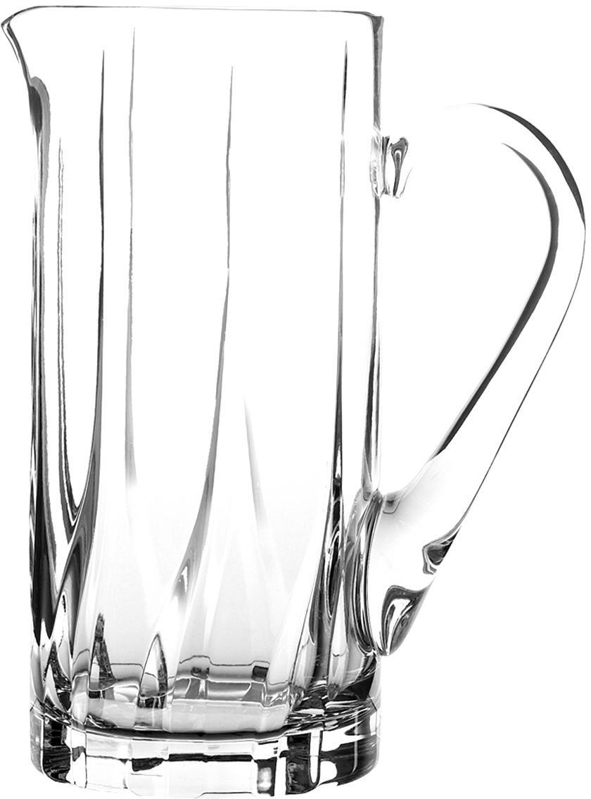 Brocca in cristallo Timeless, Cristallo Luxion, Trasparente, 1.2 L