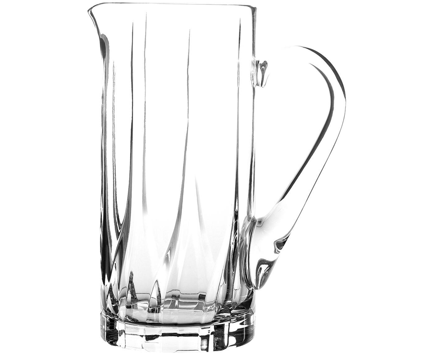 Kristallen karaf Timeless, Luxion-kristalglas, Transparant, 1.2 L