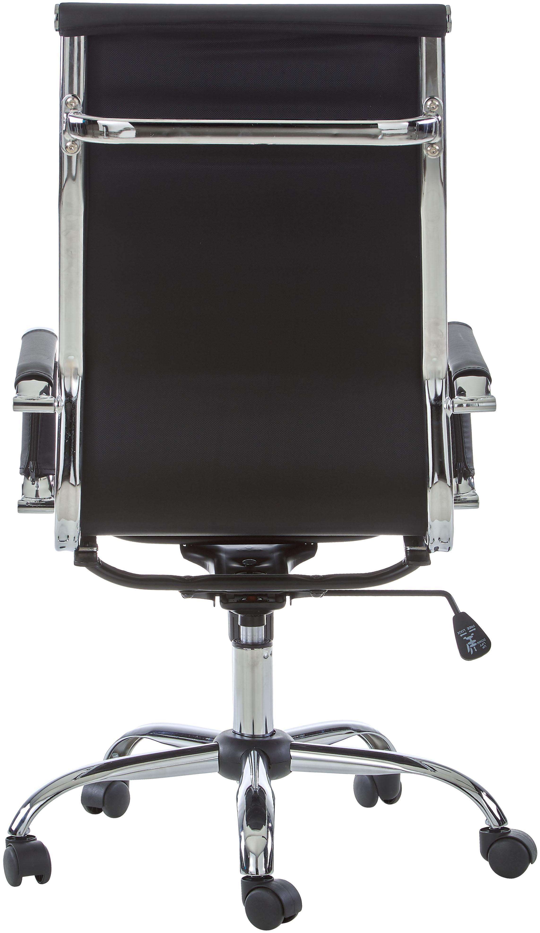 como medir rueda silla oficina