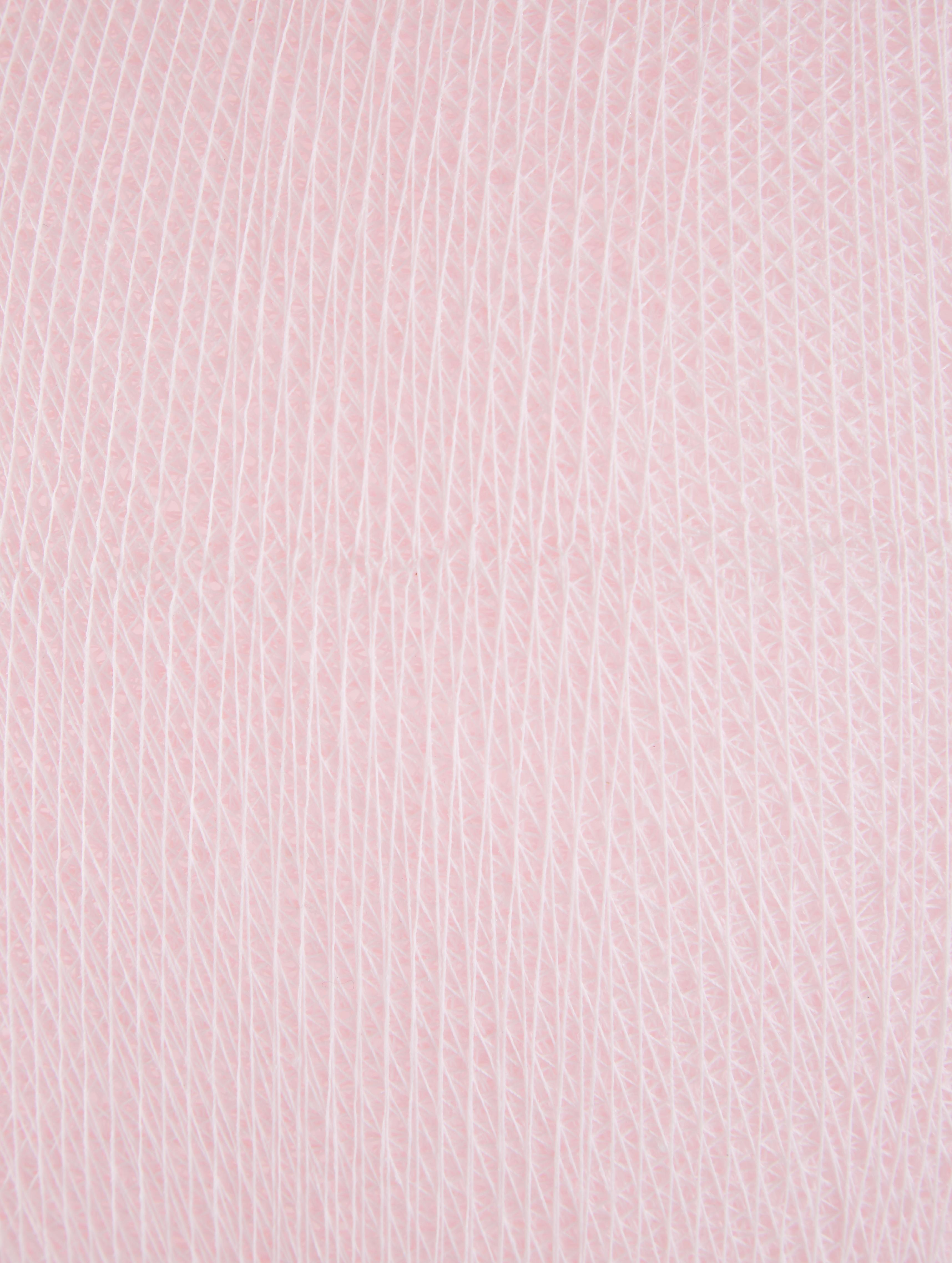 Lampada a sospensione Colorain, Rosa chiaro, Ø 41 x Alt. 135 cm