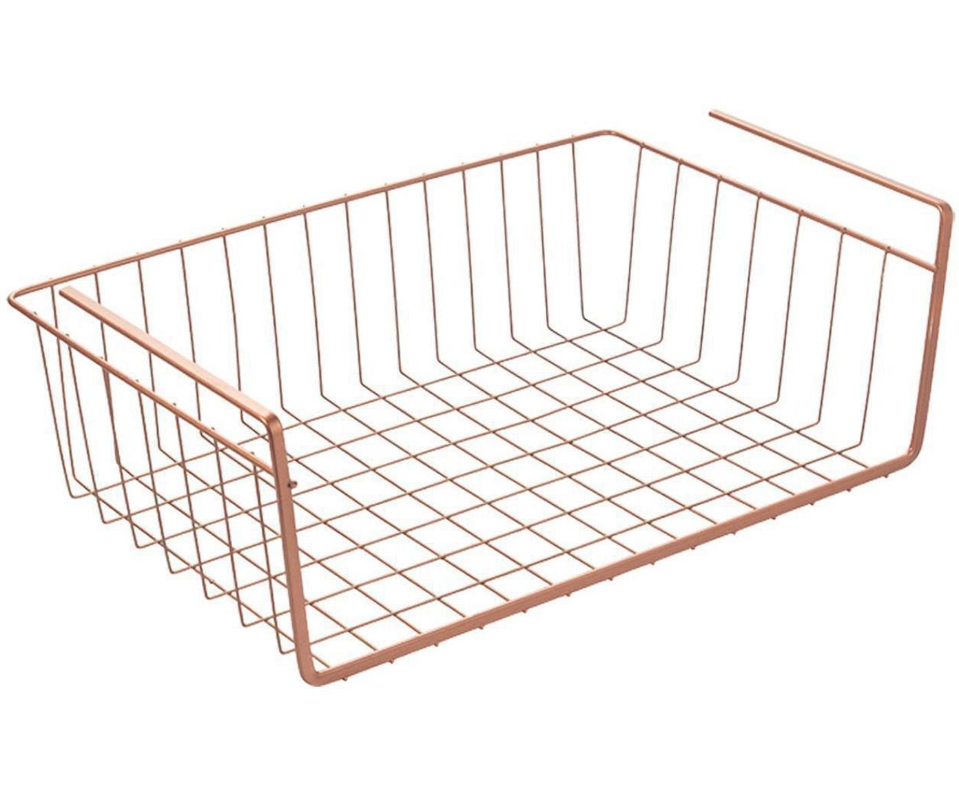 Estante Babatex, Metal recubierto, Bronce, An 40 x Al 14 cm