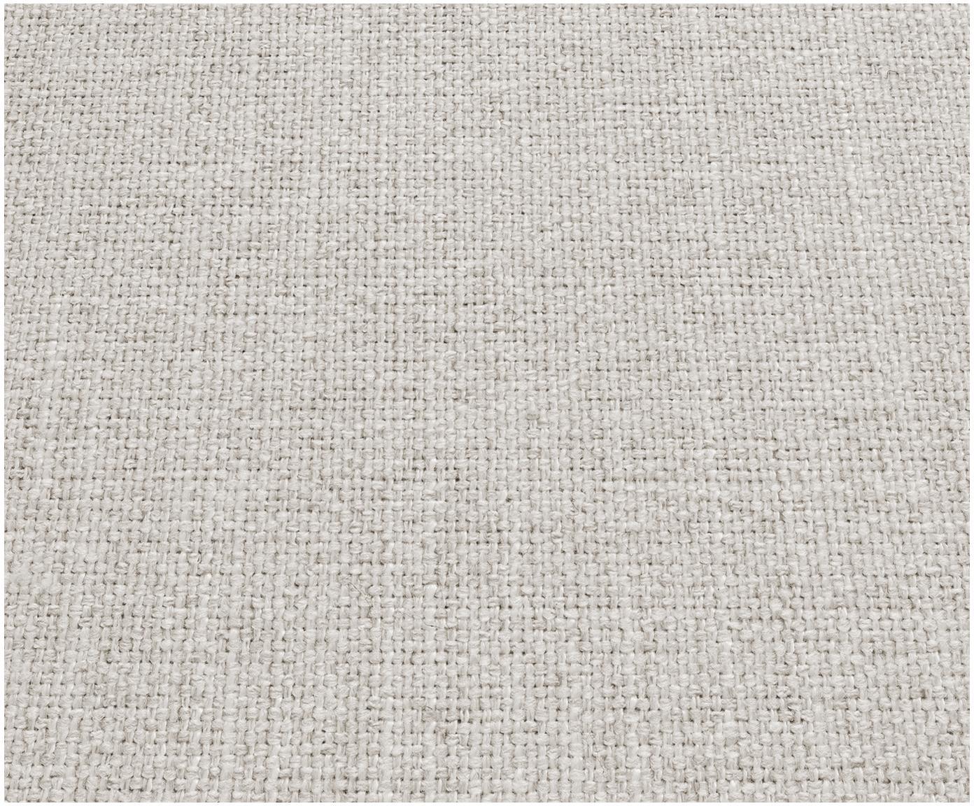 Sofá Moby (3plazas), Tapizado: poliéster 60.000ciclos e, Estructura: madera de pino maciza, Patas: metal con pintura en polv, Tejido beige, An 220 x F 95