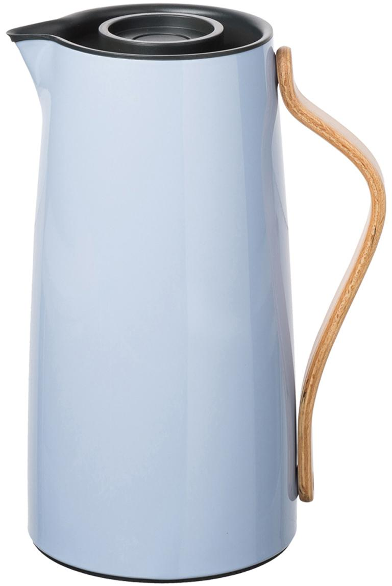 Thermosfles Emma, Frame: staal, Blauw, 1.2 L