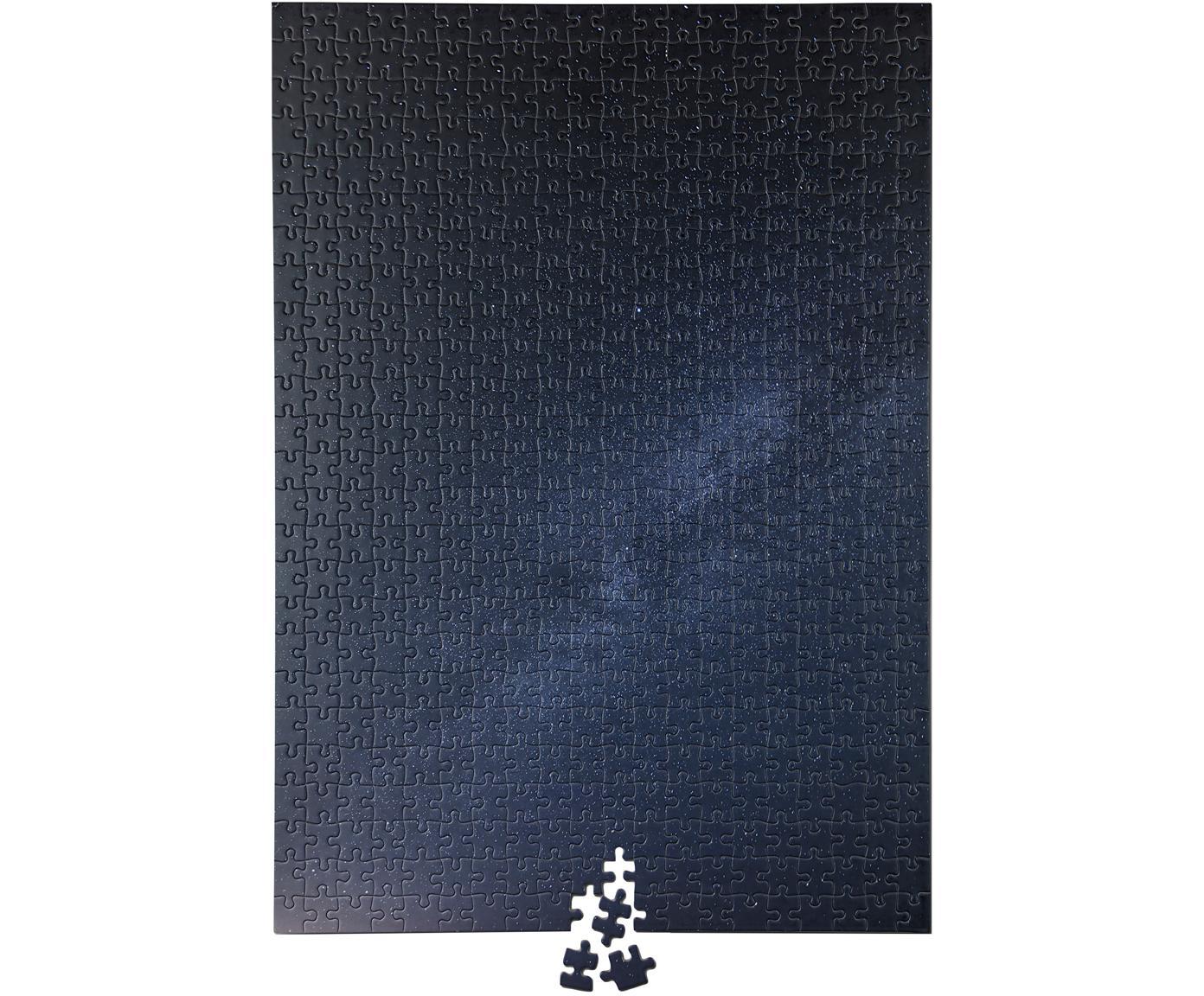 Puzzle Night, 500 pièces, Bleu
