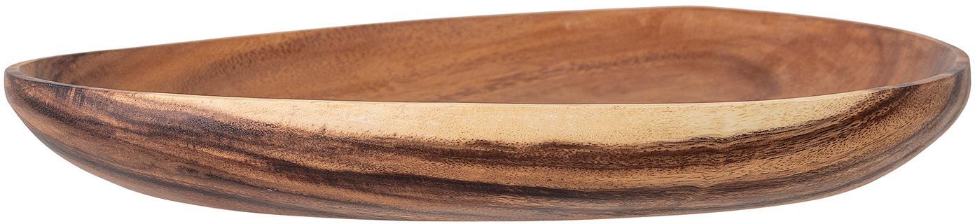 Ciotola decorativa in legno d'acacia Lodig, Legno di acacia, oliato, Legno di acacia, Larg. 39 x Prof. 30 cm