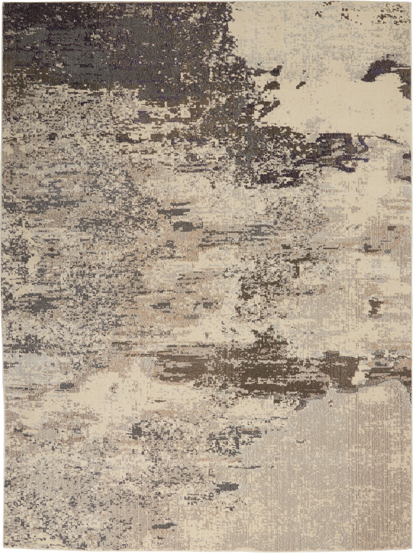 Designteppich Celestial in Beige, Flor: 100% Polypropylen, Beigetöne, B 160 x L 220 cm (Größe M)