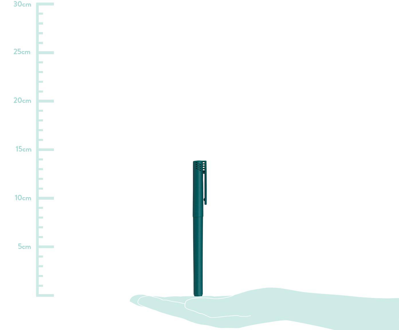 Fineliner-Set Mix, 3-tlg., Kunststoff, Blau, Rot, Rosa, L 14 cm