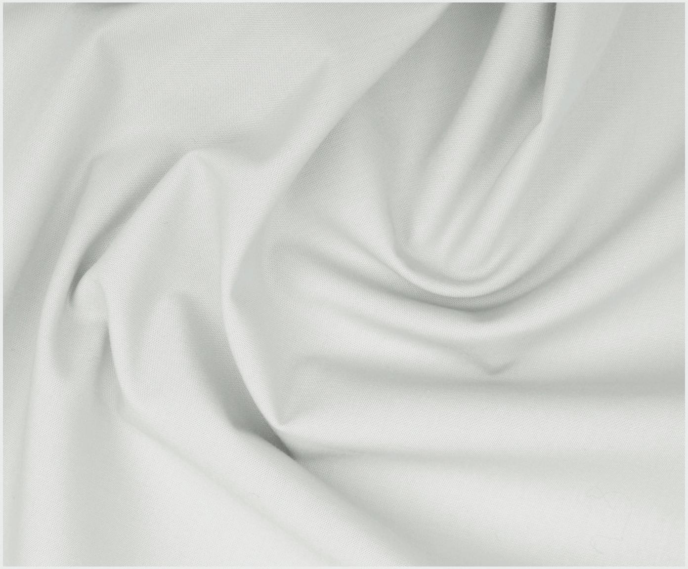 Pościel z perkalu Elsie, Jasny szary, 135 x 200 cm