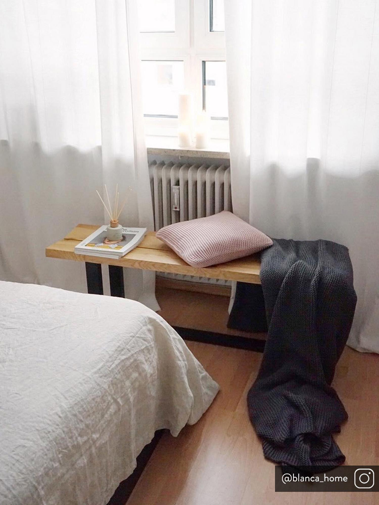 Strick-Kissenhülle Adalyn in Altrosa, 100% Baumwolle, Altrosa, 40 x 40 cm
