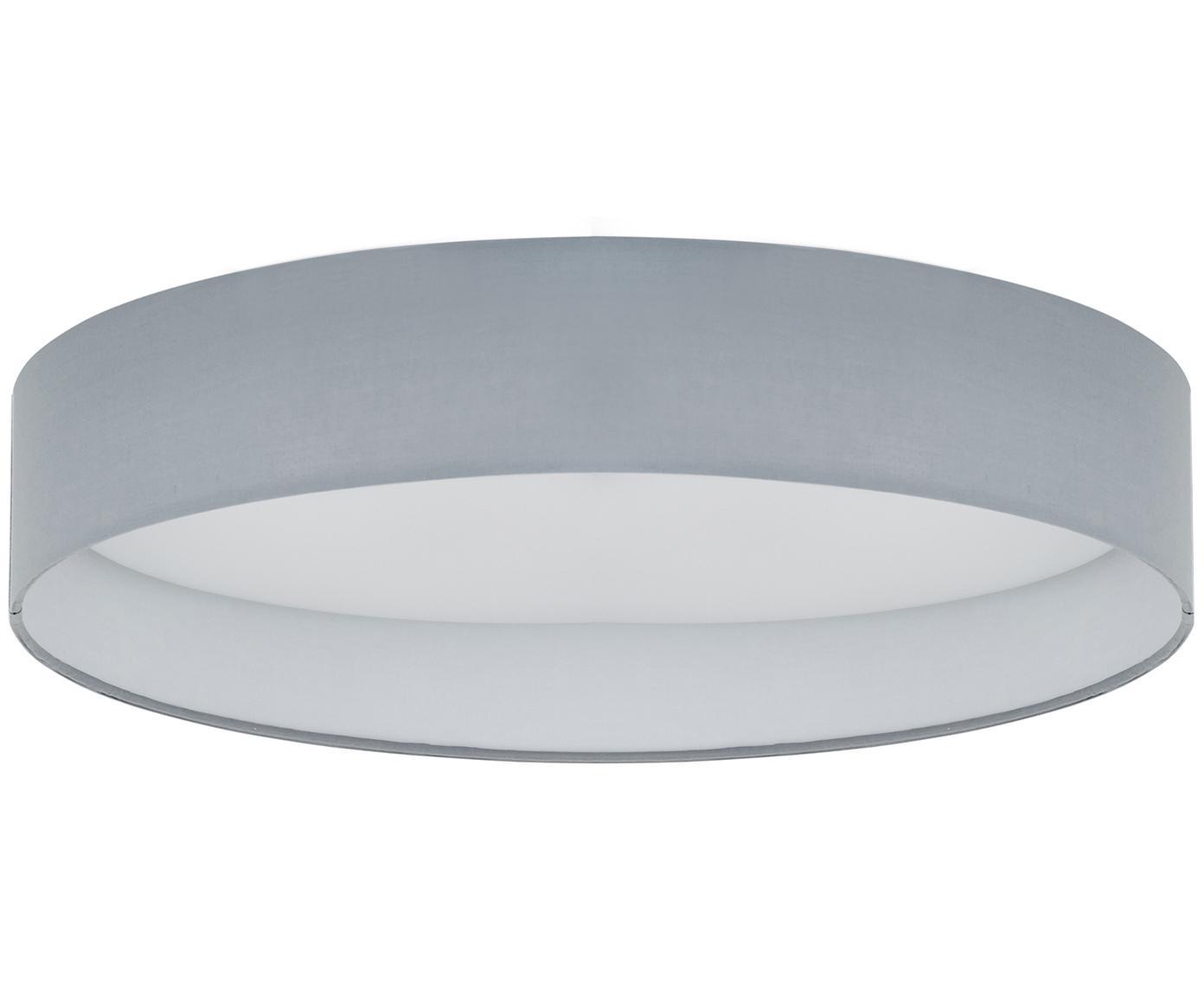 Lampa sufitowa LED Helen, Szary, Ø 52 x W 11 cm