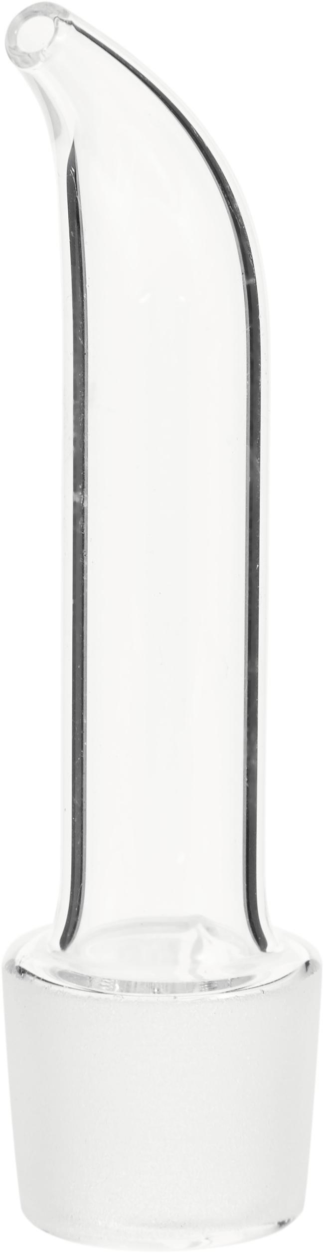 Essig- und Öl-Spender Paul, Glas, Transparent, H 29 cm