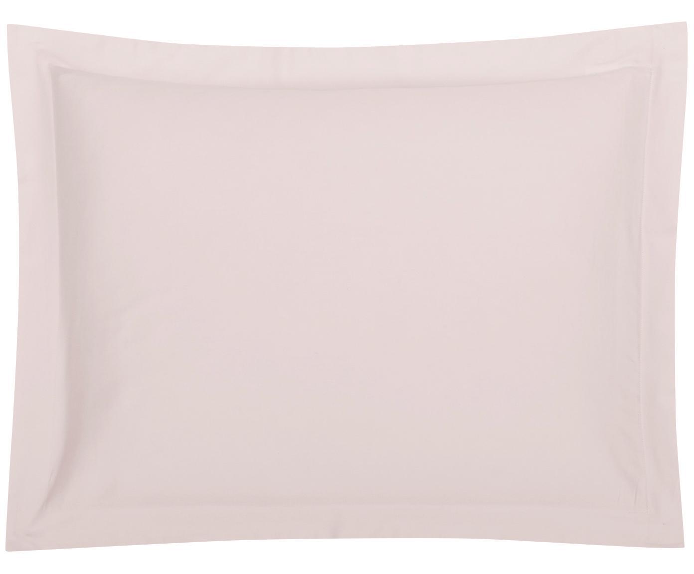 Funda de almohada de satén Premium, Rosa, An 50 x L 70 cm