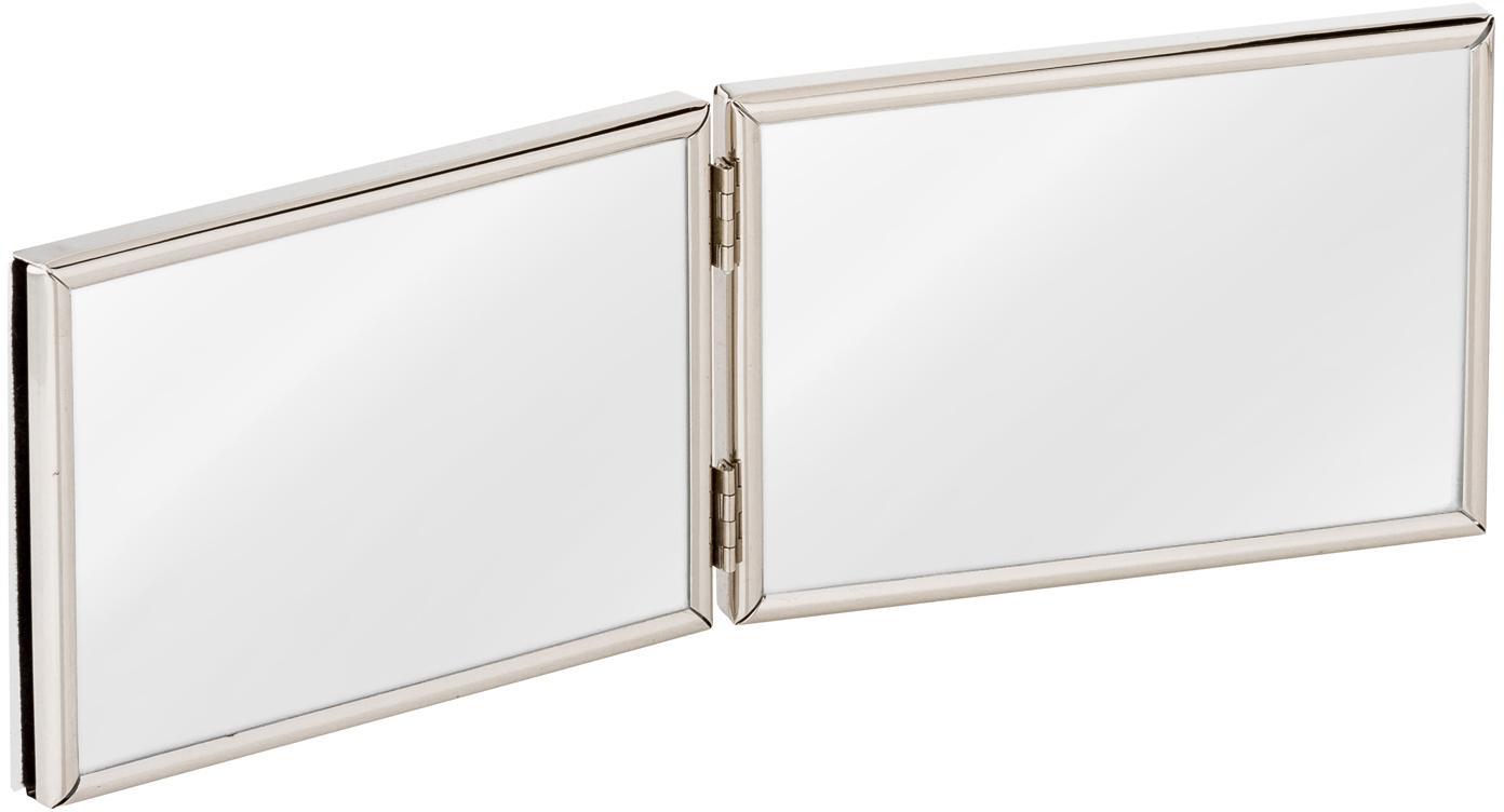 Fotolijstje Carla, Frame: gelakt metaal, Frame: zilverkleurig. Front: transparant, 15 x 10 cm