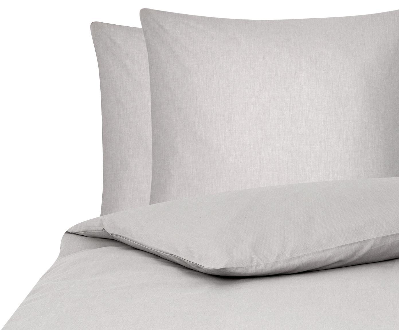Bettwäsche Cashmere in Beige, Beige, 200 x 200 cm + 2 Kissen 80 x 80 cm