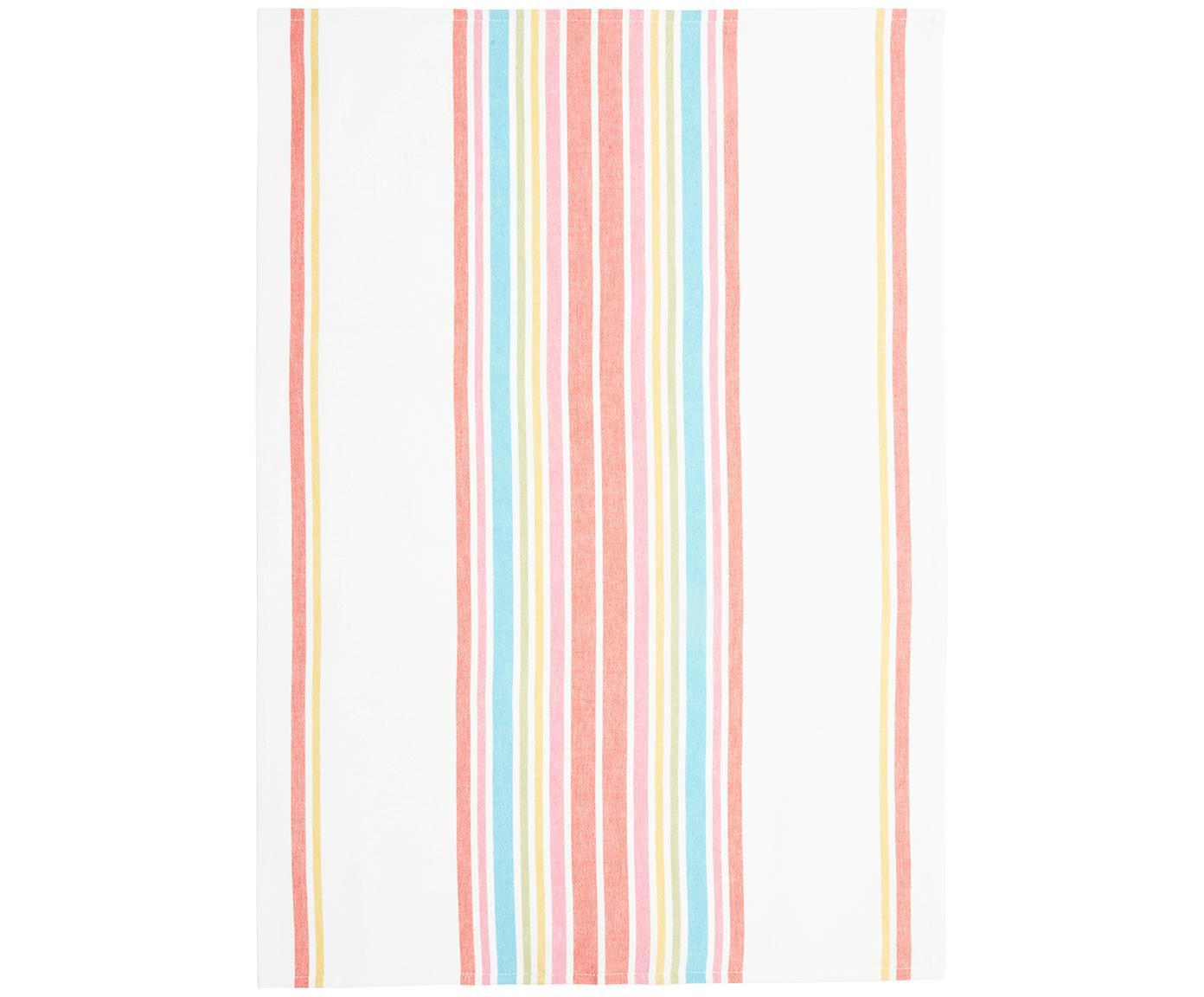Geschirrtücher Katie, 2 Stück, Baumwolle, Mehrfarbig, 50 x 70 cm