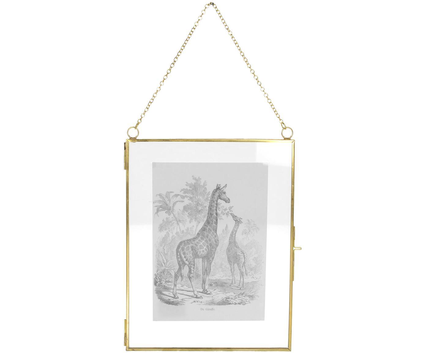 Cornice Linetti, Ottone, 13 x 18 cm