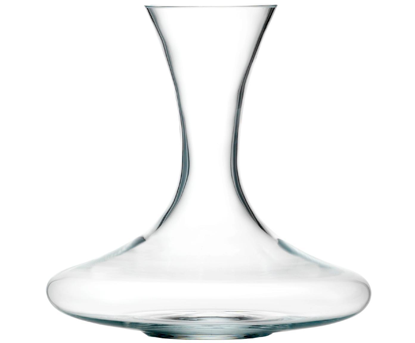 Kryształowy dekanter Classic, Szkło kryształowe, Transparentny, 750 ml