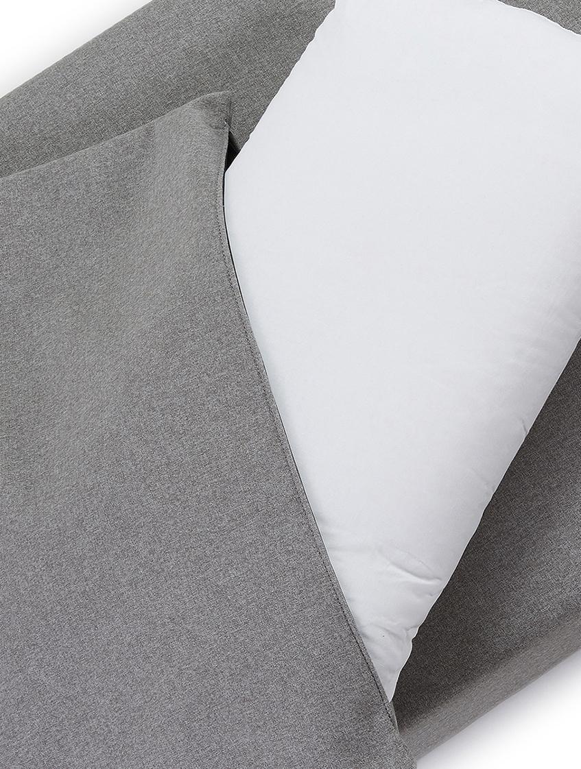 Schlafsessel Arty, Bezug: Polyester Der hochwertige, Grau, 70 x 67 cm