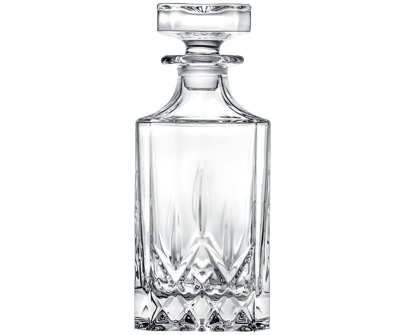 Kristallen karaf Opera, Kristalglas, Transparant, H 19 cm