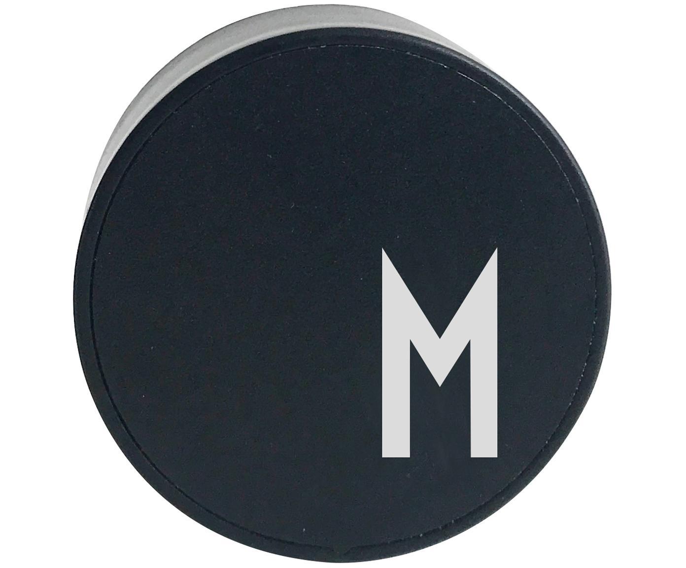 Oplader MyCharger (varianten van A tot Z), Kunststof, Zwart, Oplader M