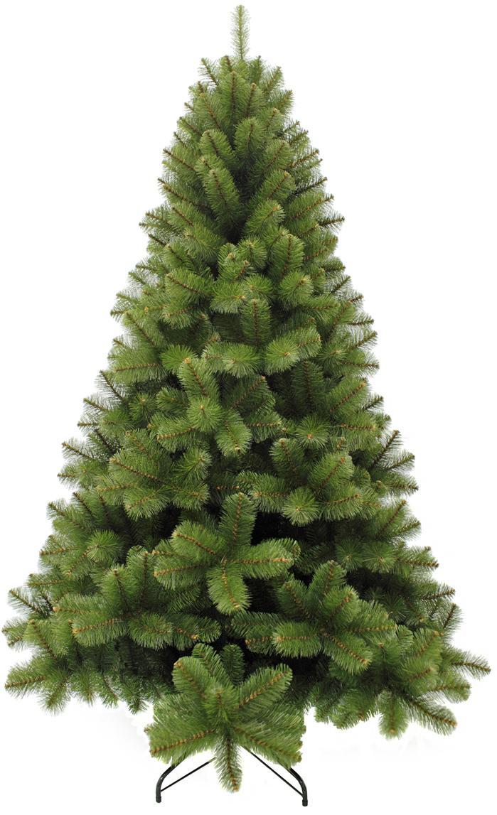 Künstlicher Weihnachtsbaum Rochdale, Grün, Ø 107 x H 185 cm