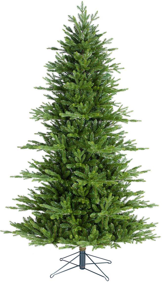 Künstlicher Weihnachtsbaum Macallan, Grün, Ø 104 x H 155 cm