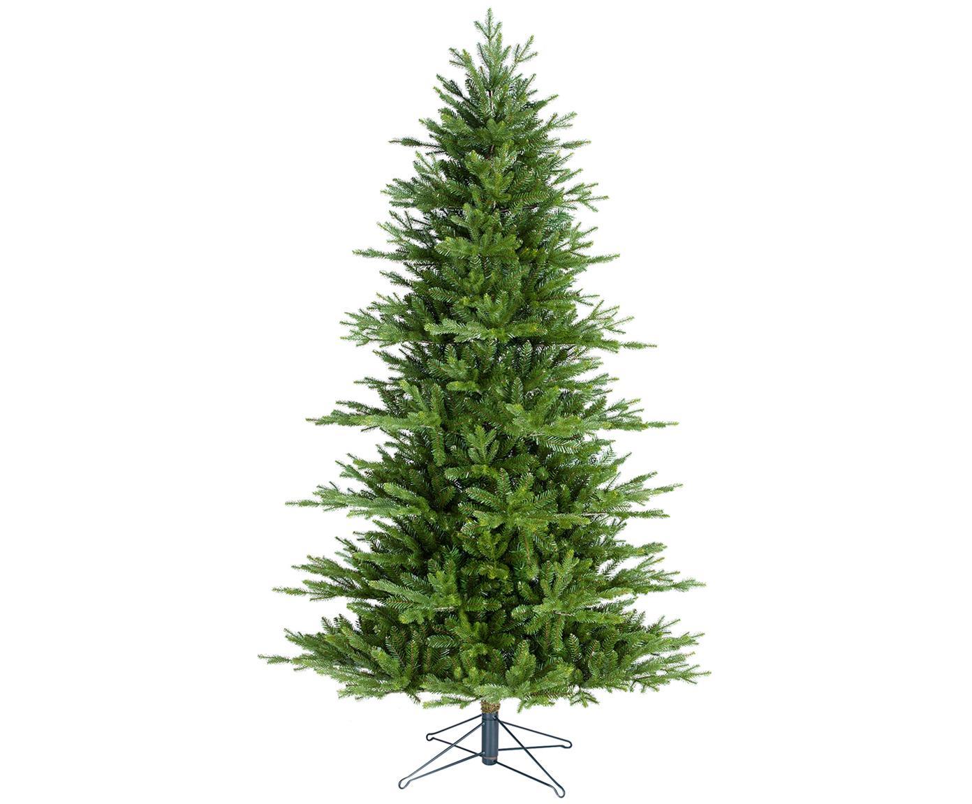 Decoratieve kerstboom Macallan, Groen, Ø 104 x H 155 cm