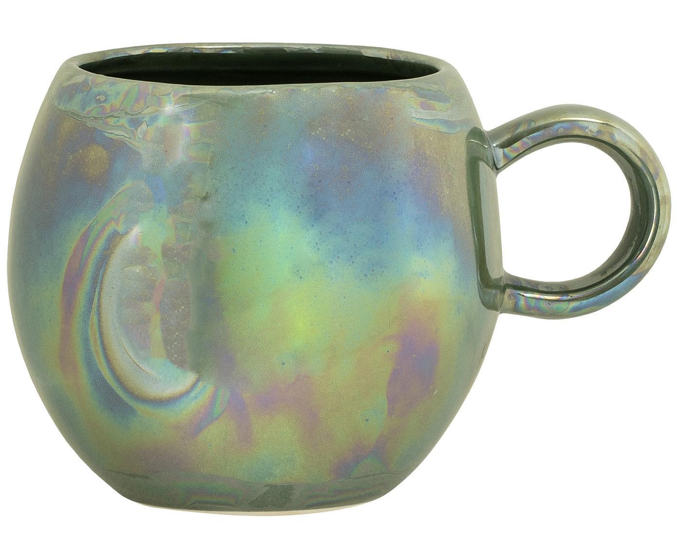 Tasse Pino, Keramik, Grüntöne, Ø 9 x H 8 cm