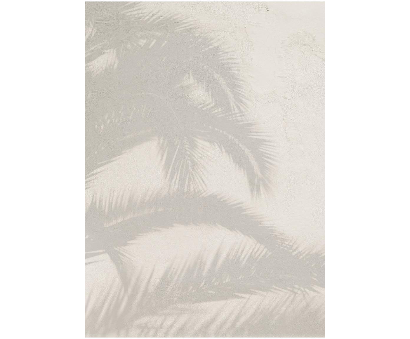 Fototapete Shadow, Vlies, Hellgrau, Beige, 200 x 280 cm