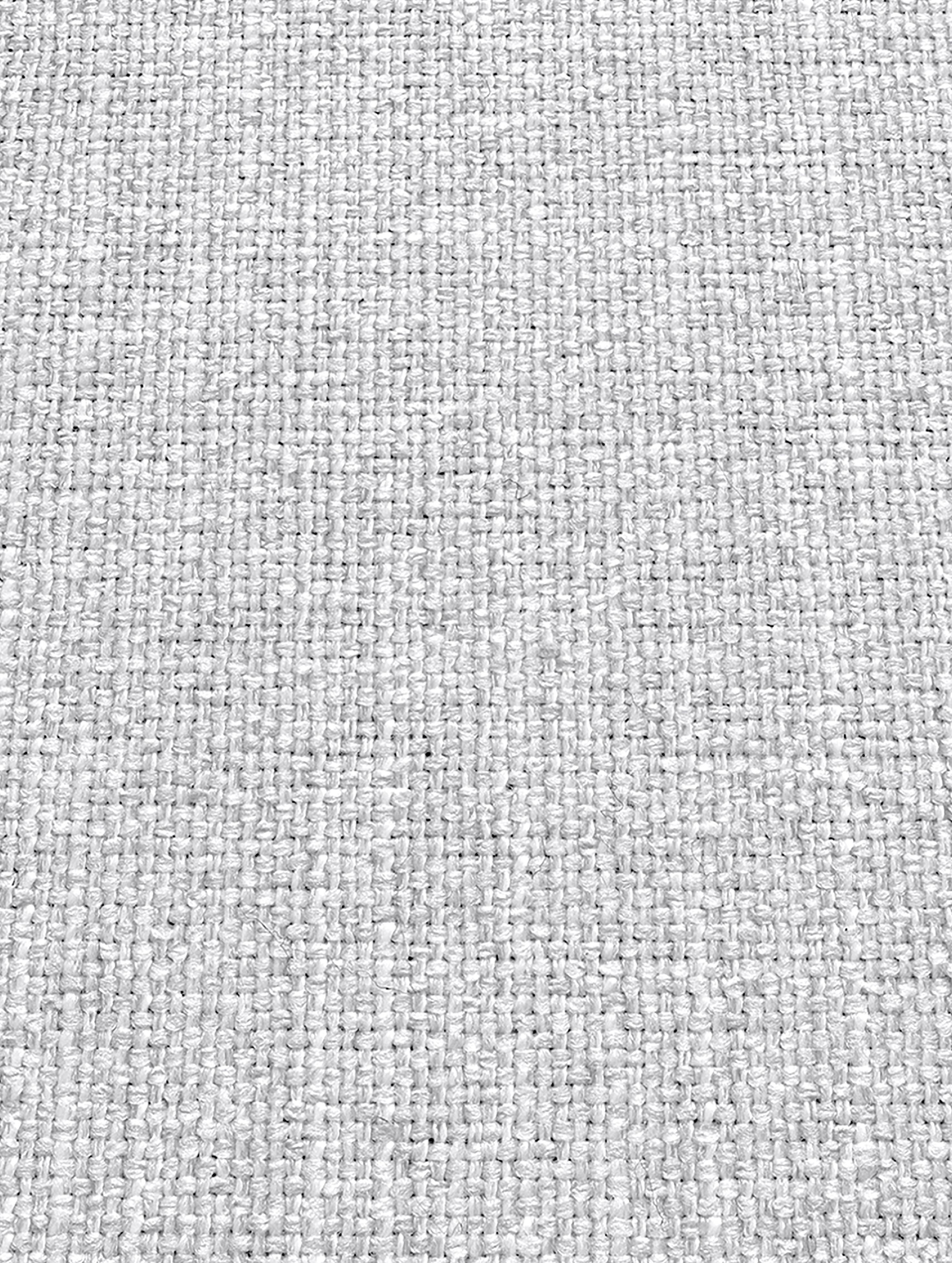 Ecksofa Moby, Bezug: Polyester Der hochwertige, Gestell: Massives Kiefernholz, Füße: Metall, pulverbeschichtet, Webstoff Hellgrau, B 280 x T 160 cm