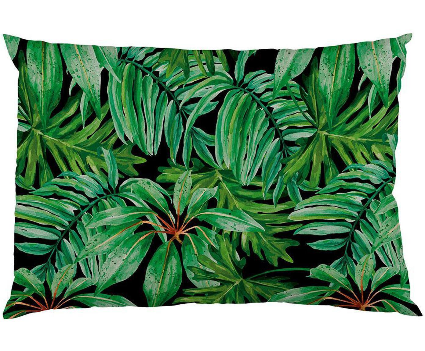 Cojín de exterior Maldivas, con relleno, Funda: fibra acrílica con teflon, Multicolor, An 30 x L 45 cm