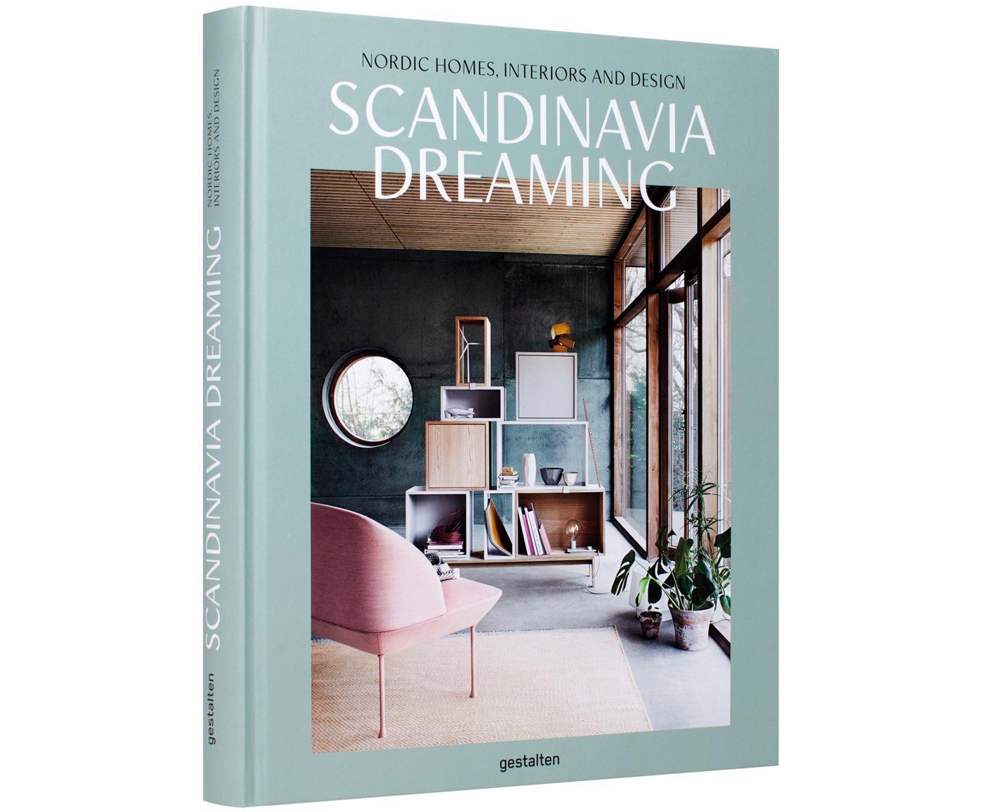 Geïllustreerd boek Scandinavia Dreaming, Papier, hardcover, Multicolour, 24 x 30 cm