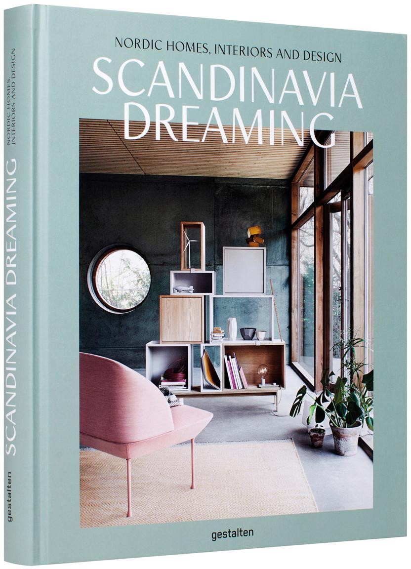 Libro ilustrado Scandinavia Dreaming, Papel, tapa dura, Multicolor, An 24 x L 30 cm