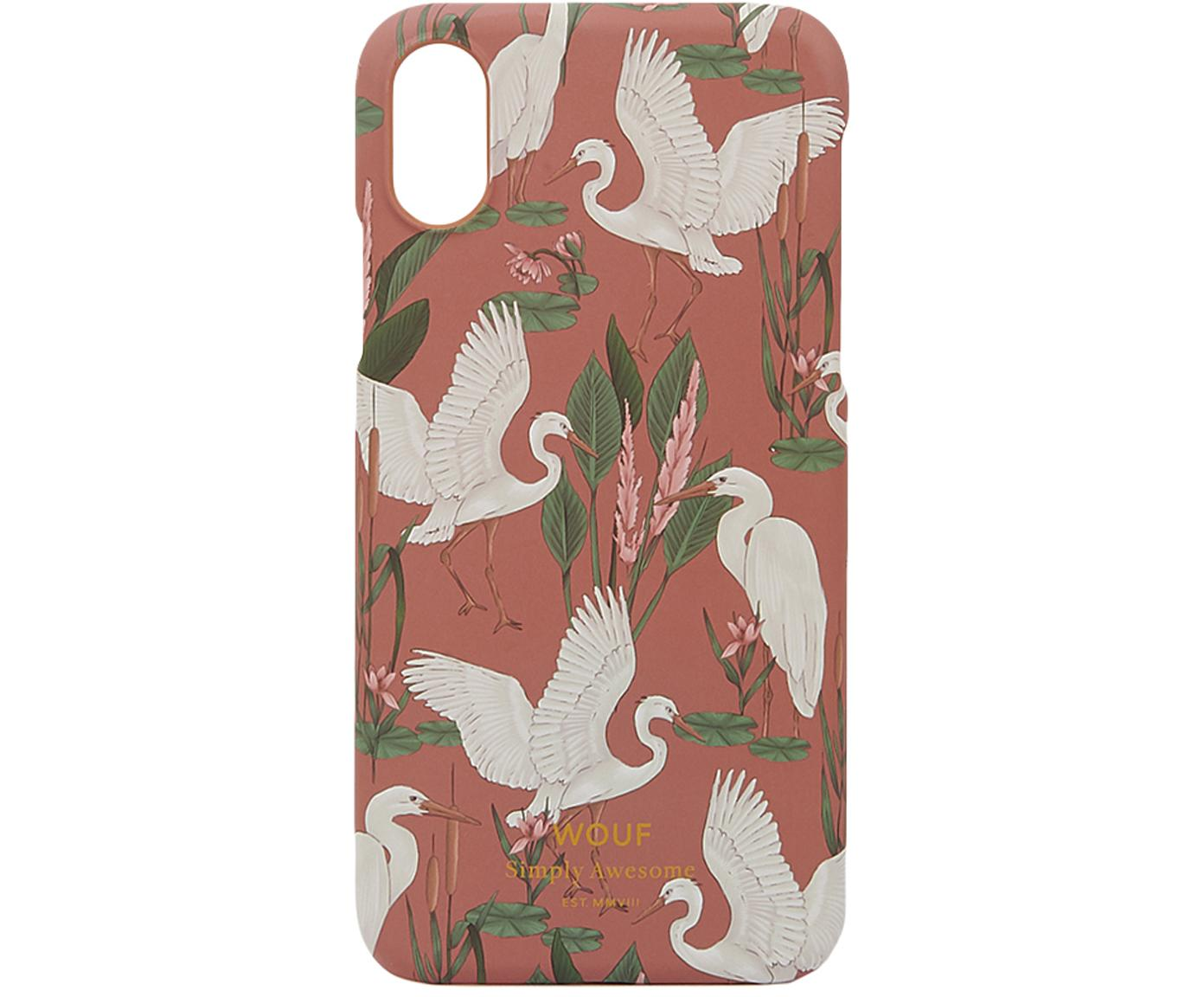 Telefoonhoesje Royal Forest voor iPhone X, Siliconen, Multicolour, 7 x 15 cm