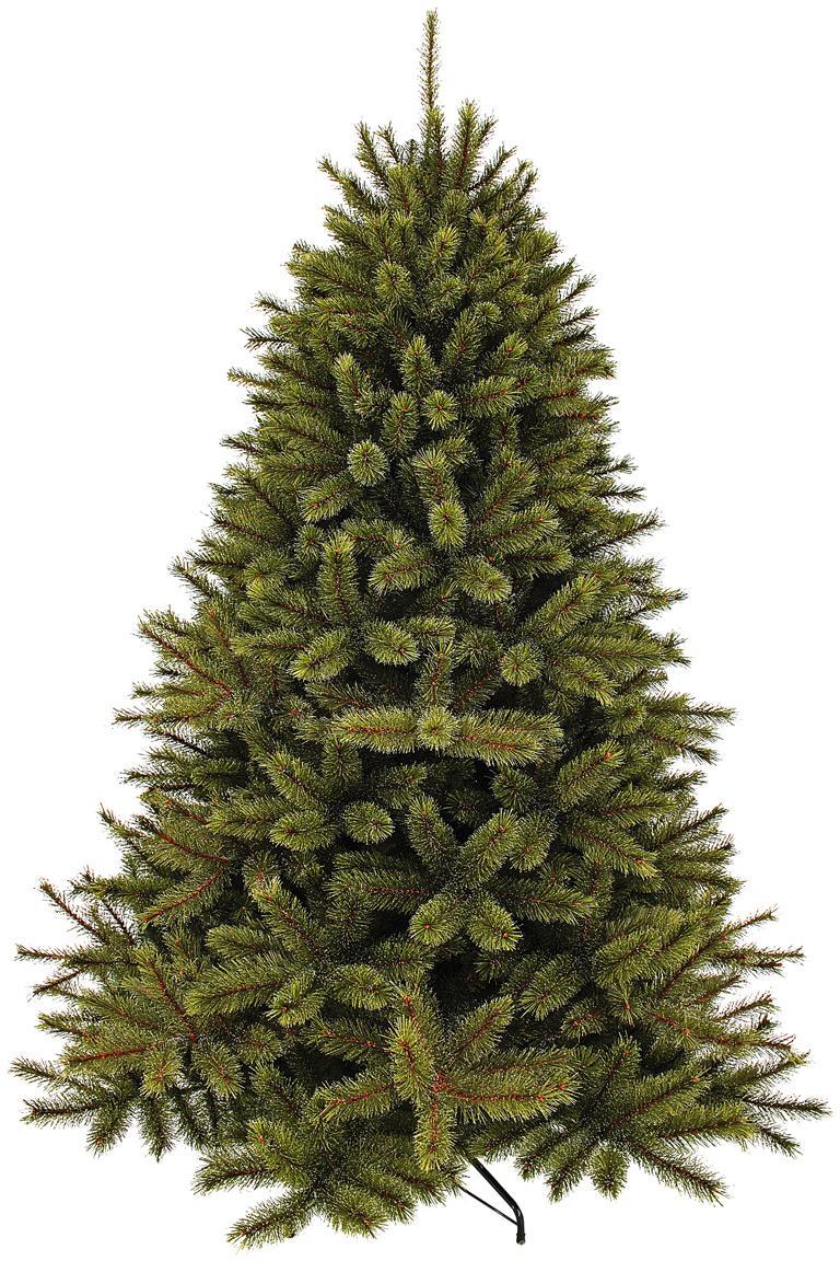 Künstlicher Weihnachtsbaum Pine, Grün, Ø 157 x H 230 cm