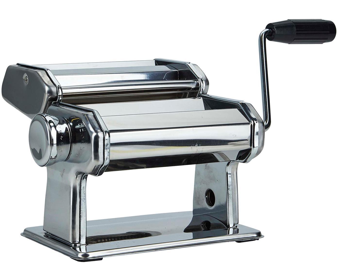Nudelmaschine Giuseppe, Rostfreier Stahl, Kunststoff, Stahl, 21 x 15 cm