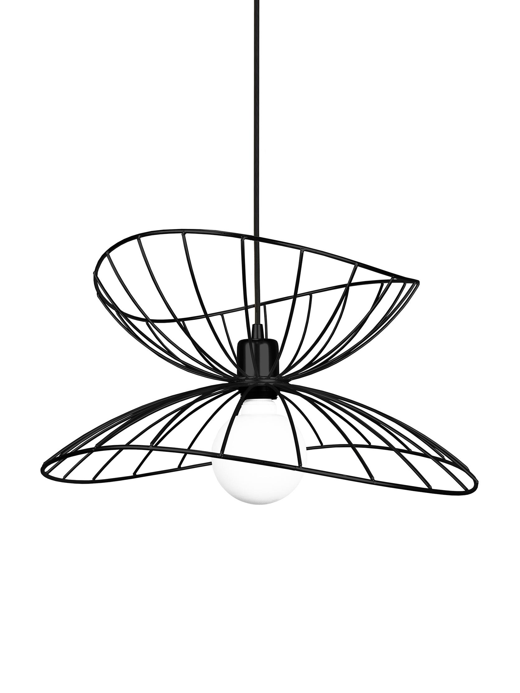 Suspension design Ray, Noir