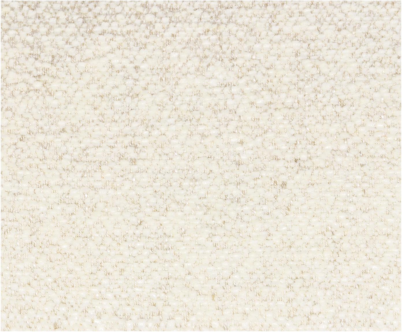 Housse de coussin en tissu beige bouclé Noa, Beige