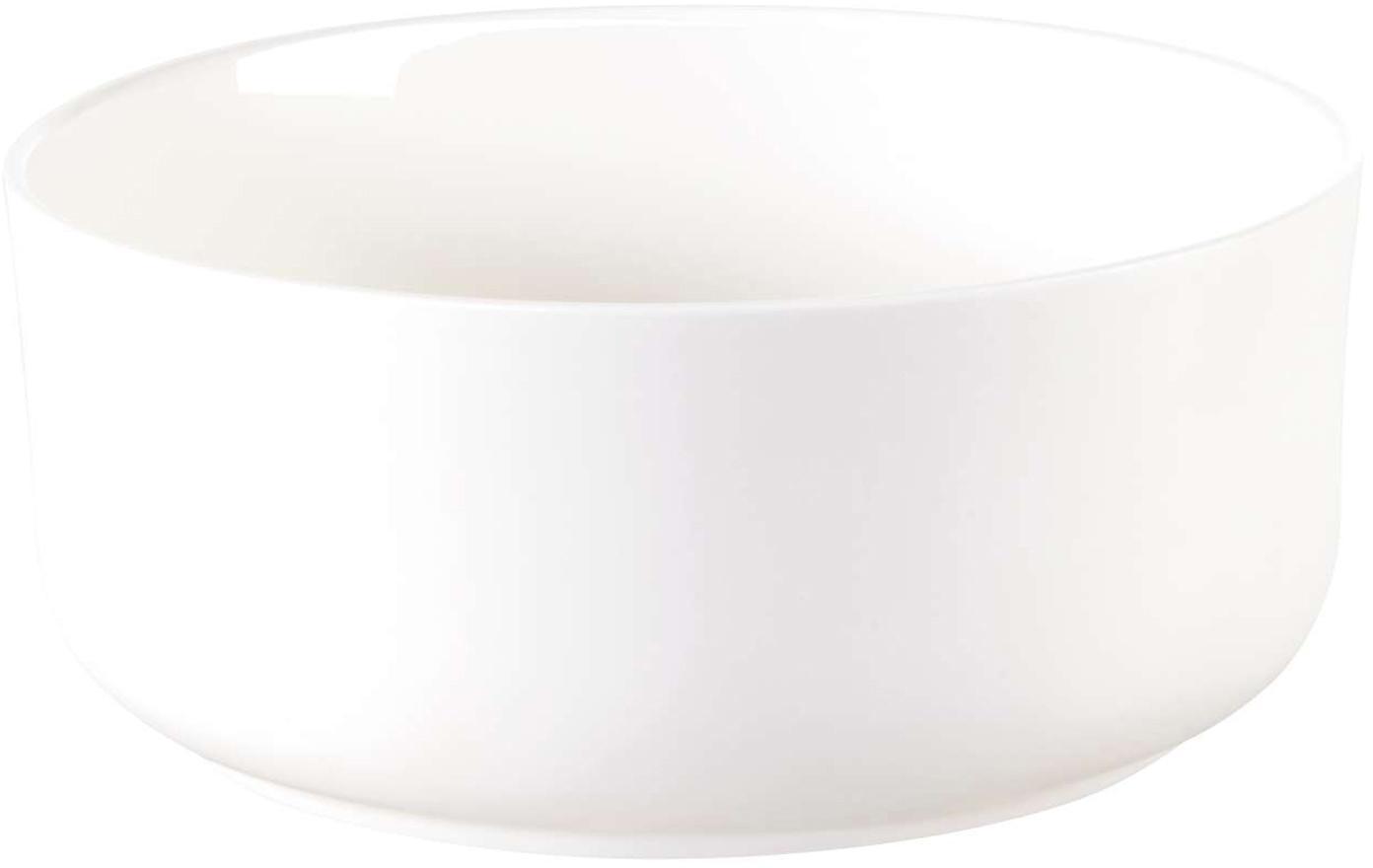 Cuencos de porcelana Oco, 6uds., Porcelana fina, Marfil, Ø 12 cm