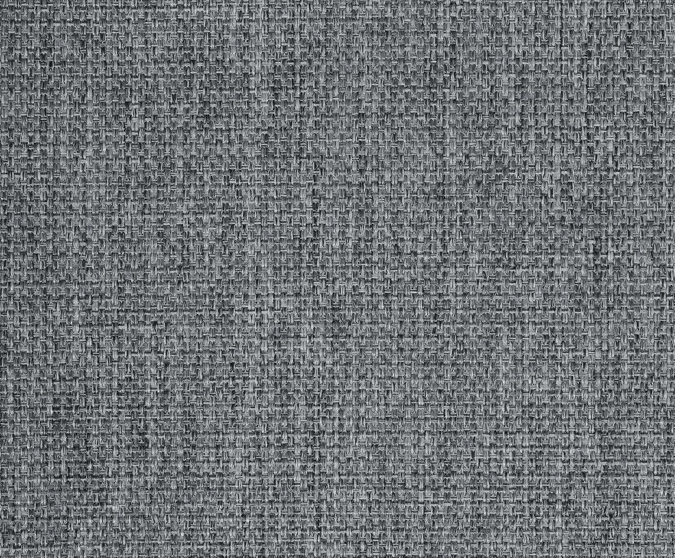 Sofa narożna Emma, Tapicerka: poliester 100000 cykli w, Tapicerka: pianka na zawieszeniu spr, Stelaż: lite drewno sosnowe, Nogi: metal malowany proszkowo, Szary, nogi: czarny, S 302 x G 220 cm