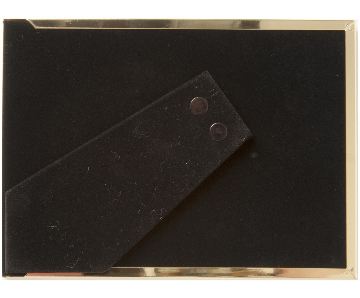 Ramka na zdjęcia Out of Centre, Odcienie złotego, 15 x 20 cm