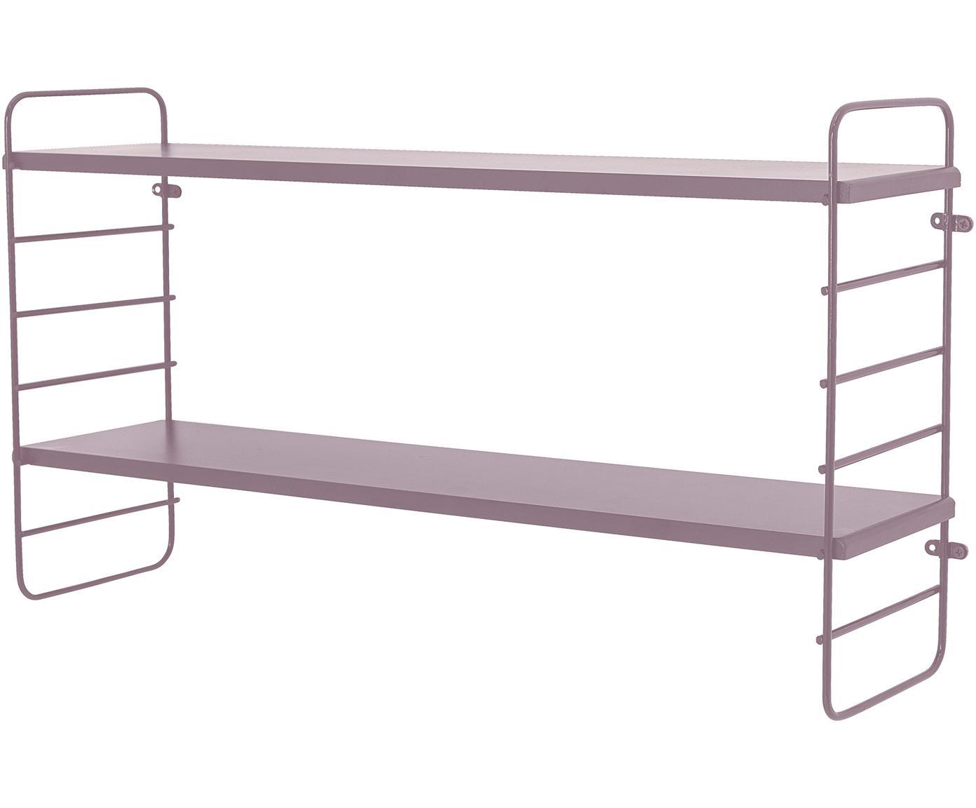 Wandregal Kimi, Rosa, 65 x 35 cm