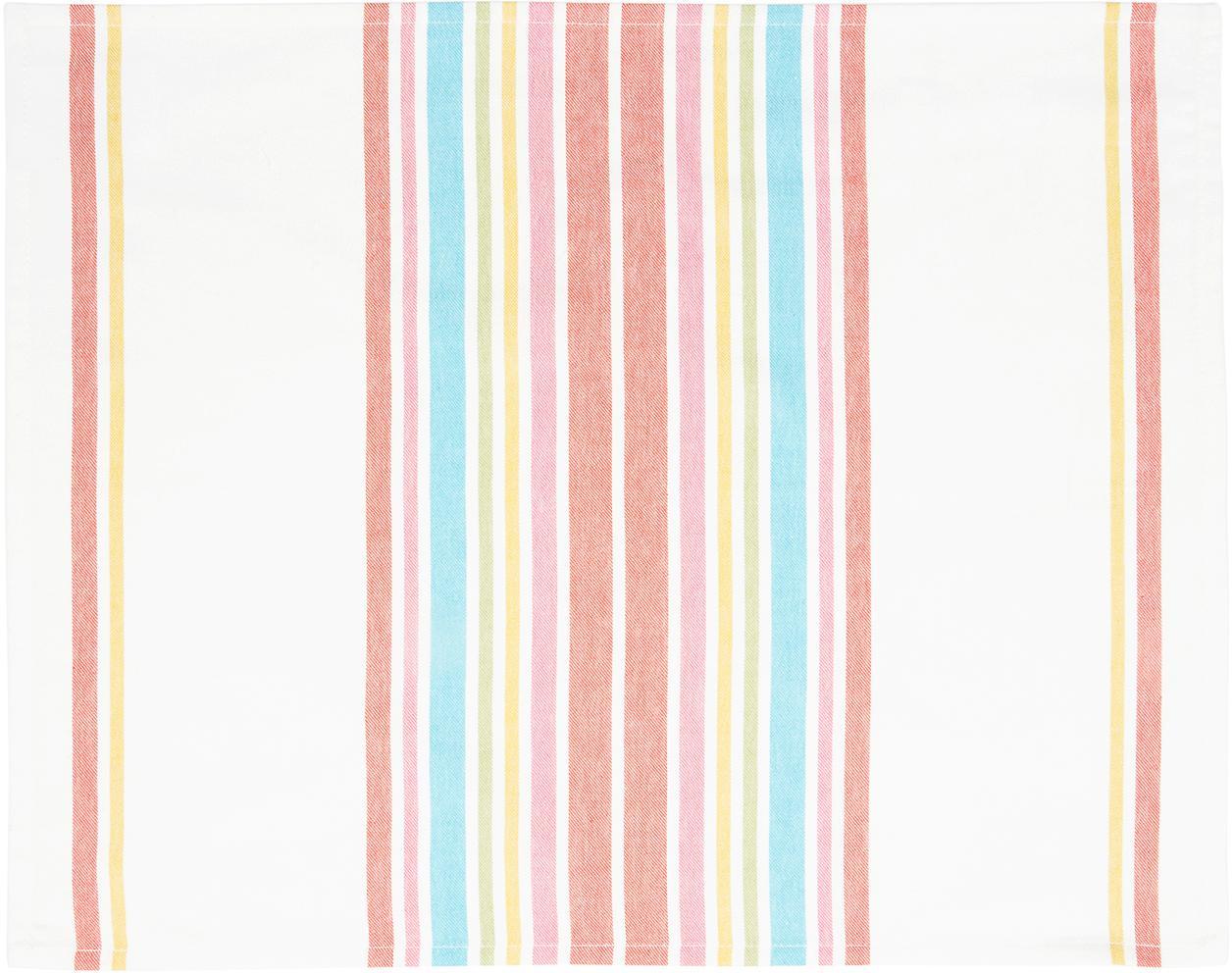 Tischsets Katie, 2 Stück, Baumwolle, Mehrfarbig, 40 x 50 cm