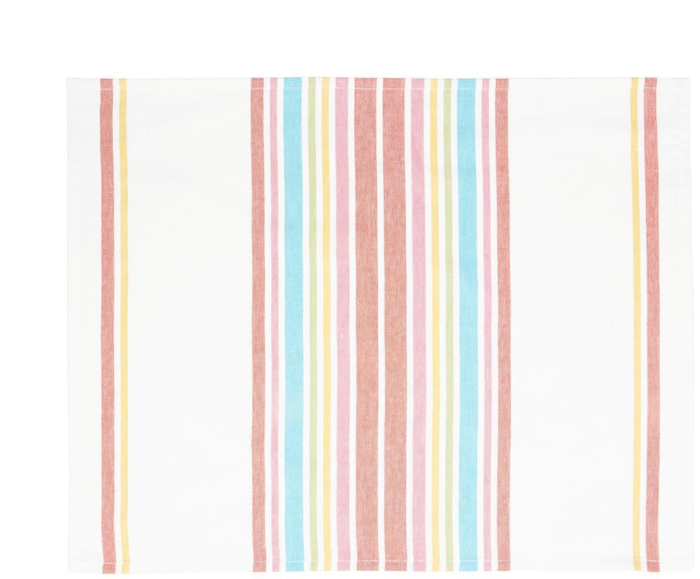 Tovaglietta americana Katie 2 pz, Cotone, Multicolore, Larg. 40 x Lung. 50 cm