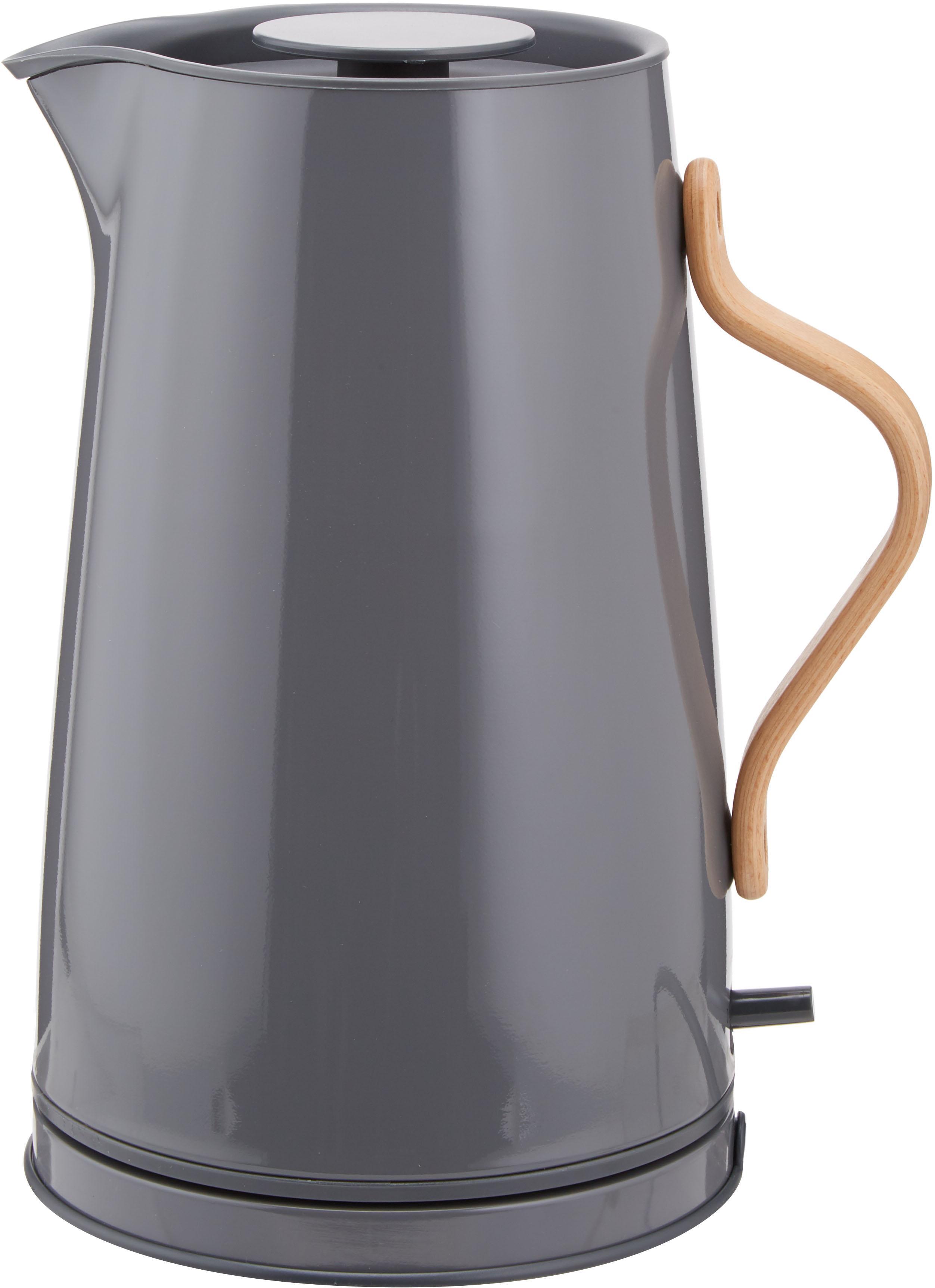 Waterkoker Emma, Grijs, 1.2 L