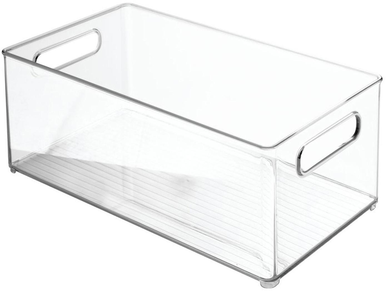 Organizador de cocina Binz, Acrílico, Transparente, An 20 x F 37 cm
