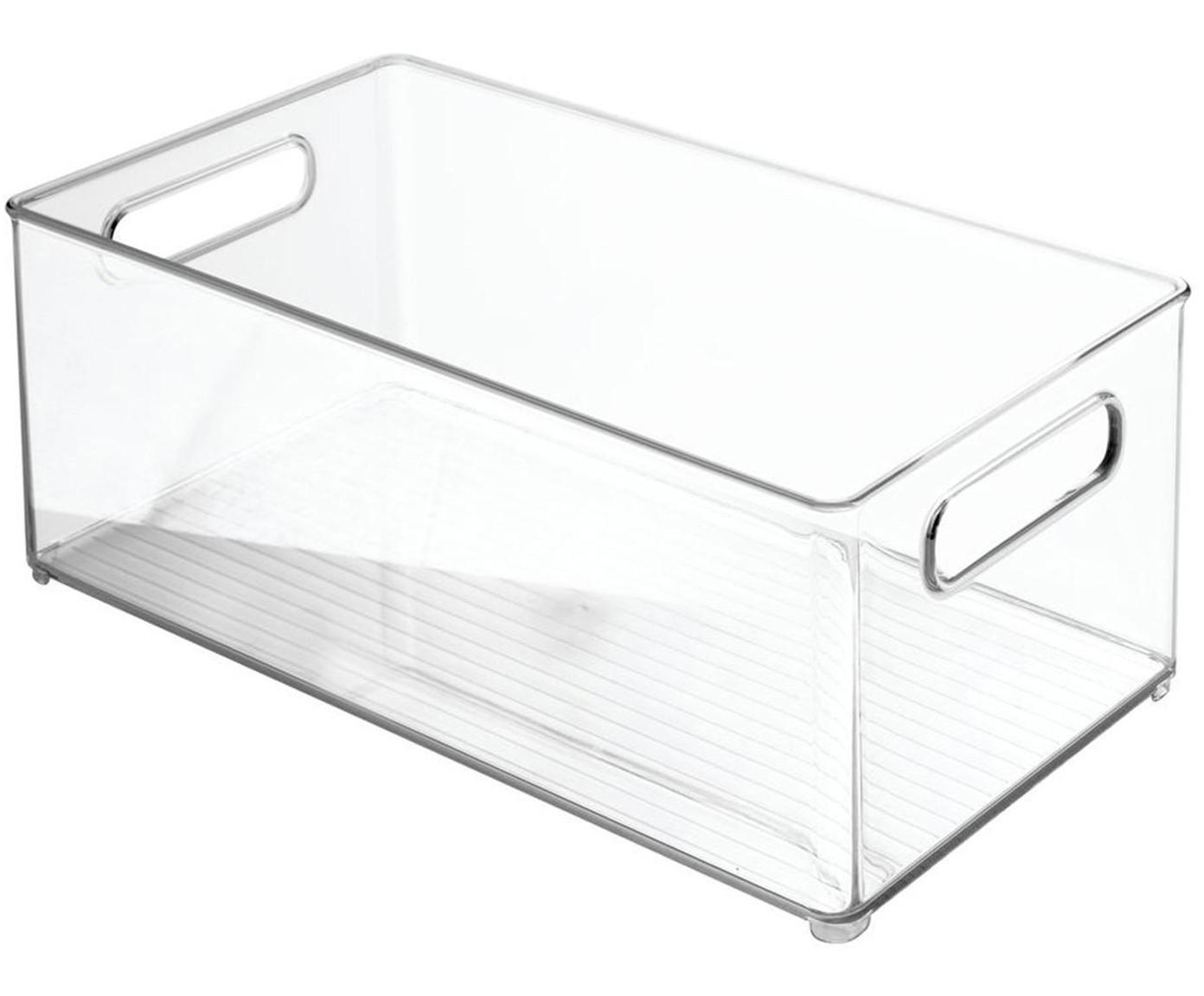 Organizador de cocina Binz, Plástico, Transparente, An 20 x F 37 cm