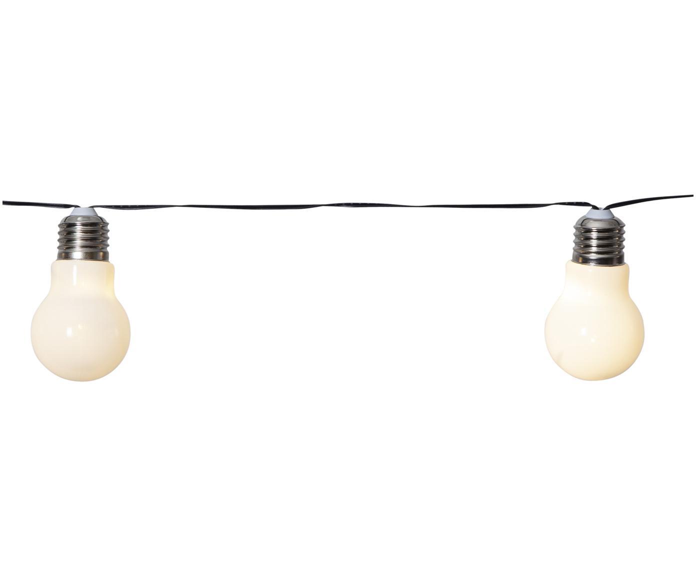 LED Lichterkette Glow, 100 cm, Weiss, L 100 cm